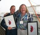 Chester Osborn and Tim Atkin Winners at LIWF 23.05.12