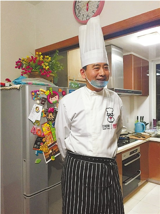 Wine intelligence chinese new year edition Chef comes to your house