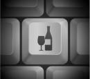 Wine button on computer keyboard (300x283)