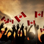 People waving Canada flag (400x400)