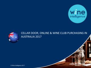 Cellar Door, Online and Wine Club Purchasing Australia 2017 cover