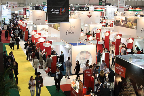 ExpoVinis - Change of guard at ExpoVinis, Brazil's biggest wine fair