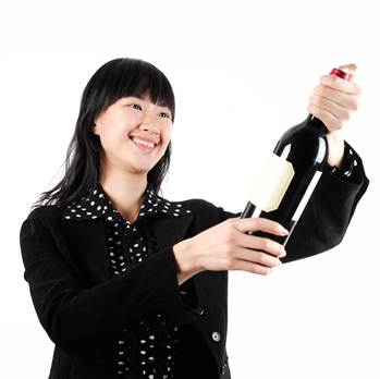 Personification in China - Tips to convert wine window shoppers into buyers