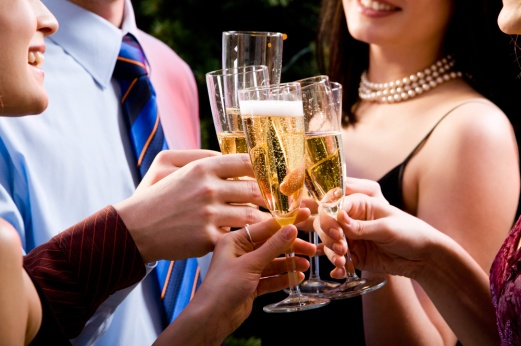 Sparkling Wine - Act your age!
