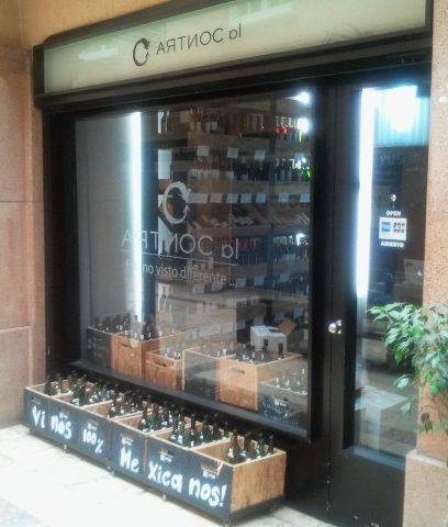 Wine Shop in Mexico - Accessorise it