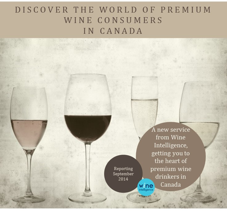 Slide 781 - Discover the world of premium wine consumers in Canada