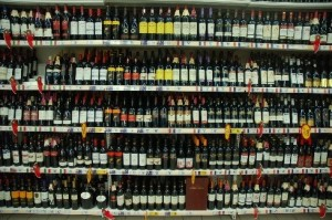 Supemarket 300x199 - Four things your wine brand needs to do to win in China