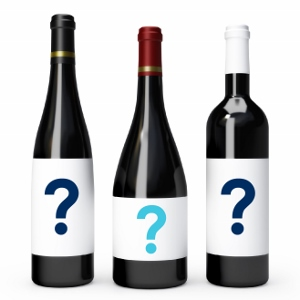 Bottle shapes with blank labels 01 300x300 - Are your wine labels on trend?
