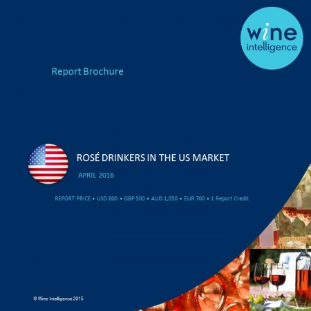 Rose 2016 US 2 1 450x450 - Rosé Drinkers in the US Market 2016