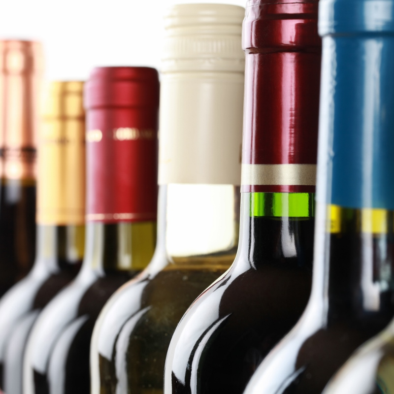 Selection of wine bottles 134190404 800x800 - Sustain in Spain