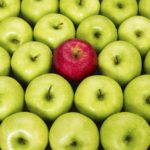 Green apples and one red apple 150x150 - Dispatches from wine's global village
