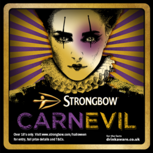 Strongbow 300x300 - Marketing horror