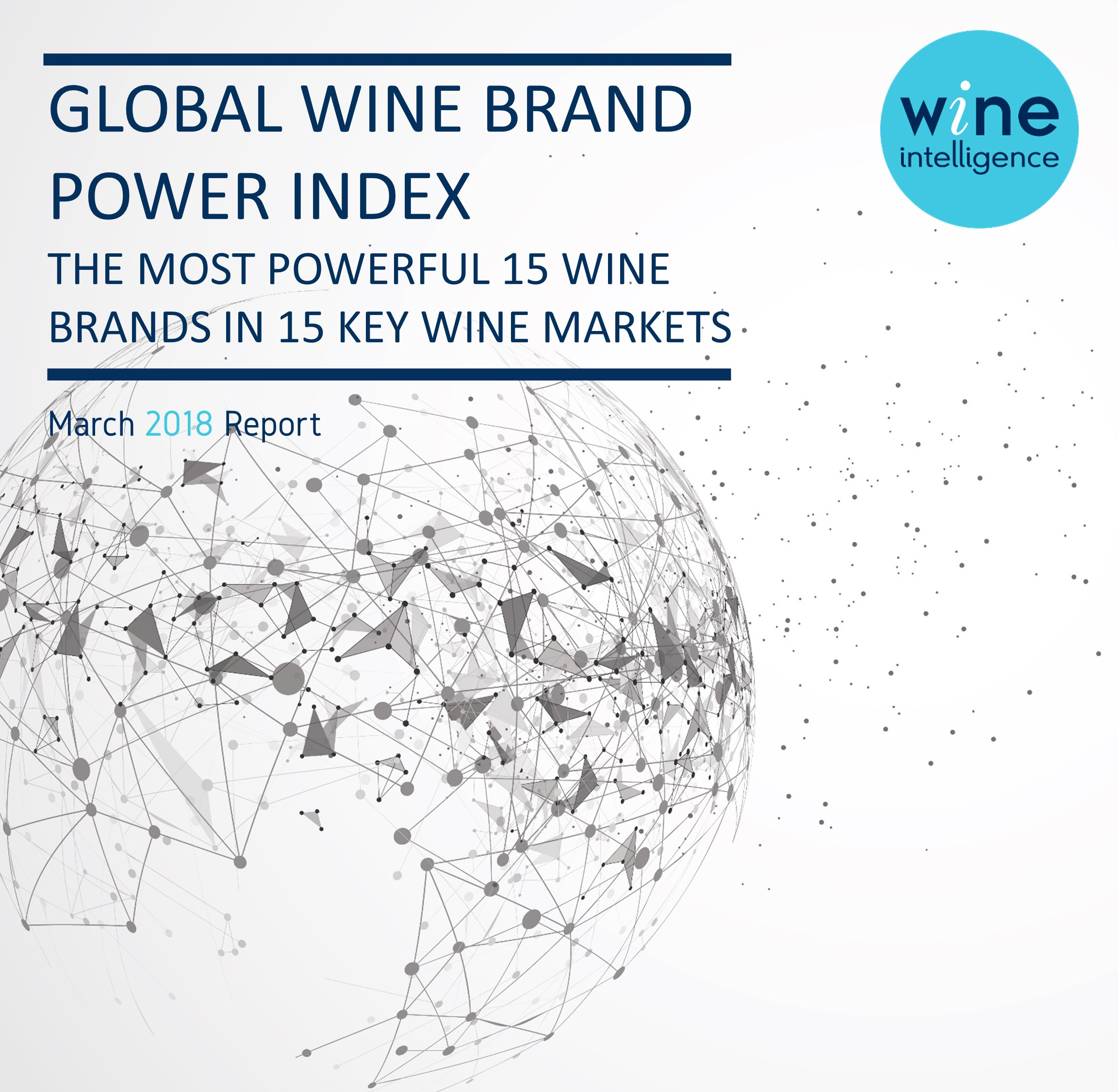 Brand Power Index 2018 - Press release: Wine Intelligence's first Global Wine Brand Power Index puts Yellow Tail and Casillero del Diablo as the world's strongest wine brands from a consumer point of view