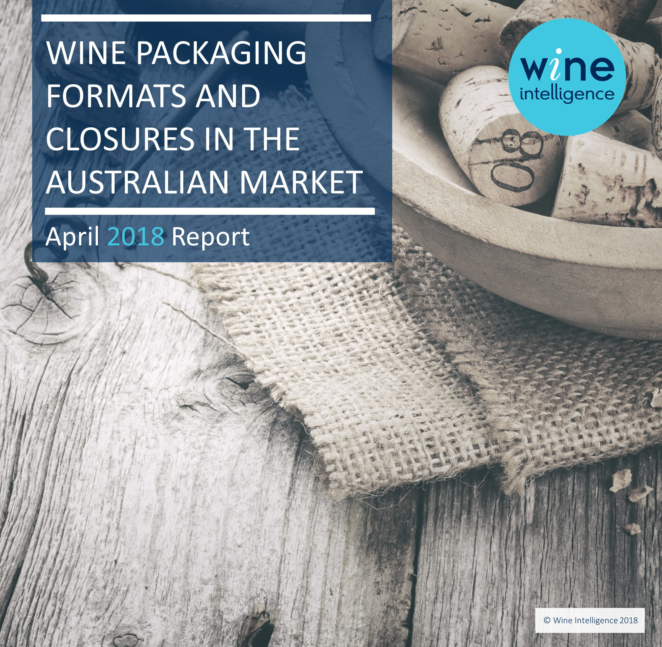 Australia Packaing Formats and Closures in the Australian Market 2018 - Press release: China's imported wine market