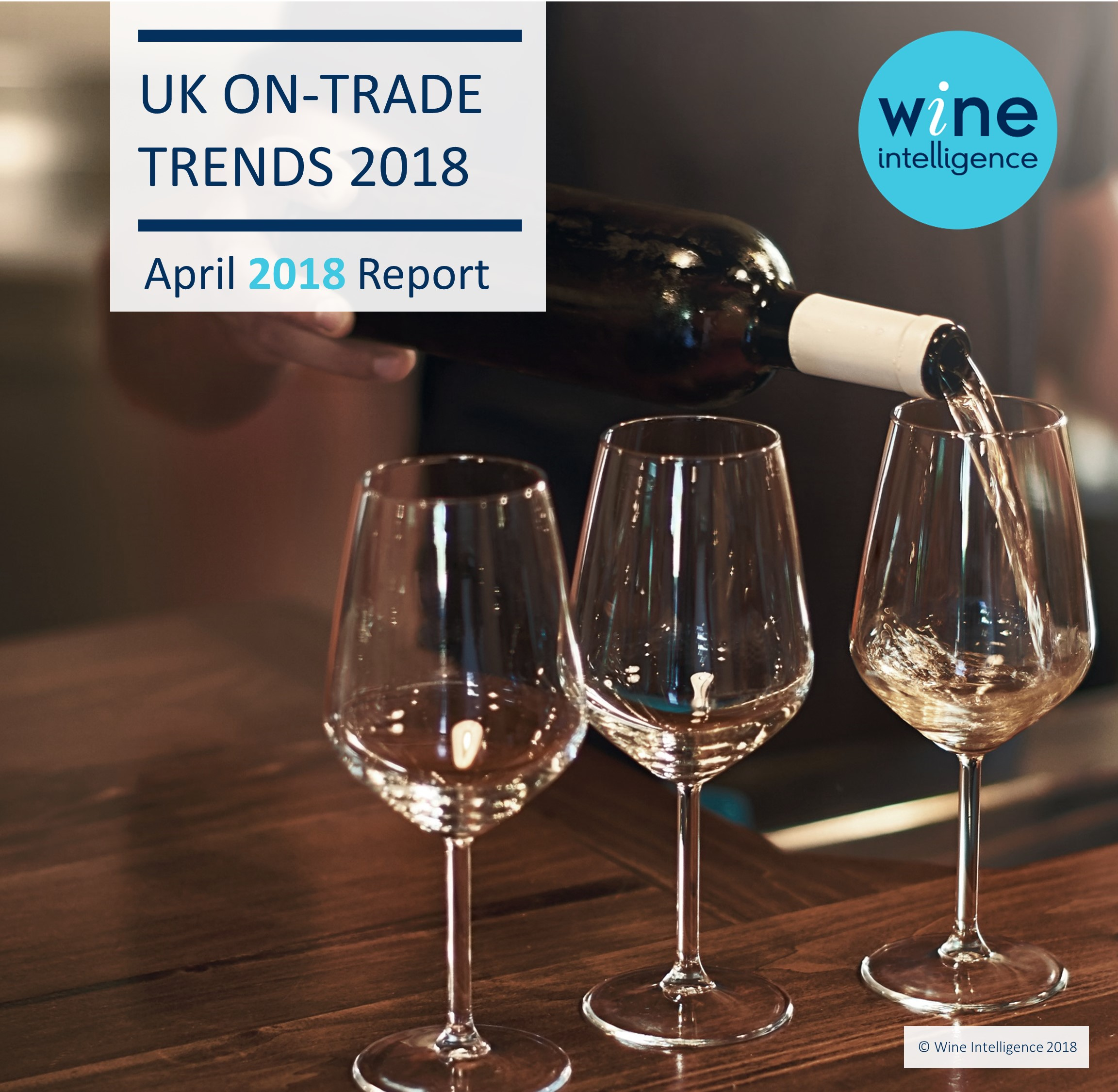 UK On trade trends 2018 - Press release: China's imported wine market