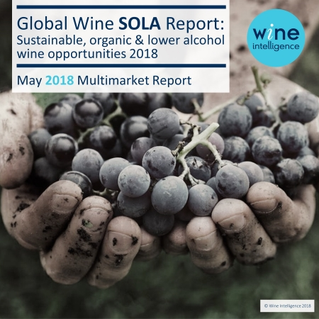 SOLA 2 1 450x450 - Global Wine SOLA Report: Sustainable, Organic & Lower-alcohol Wine Opportunities 2018