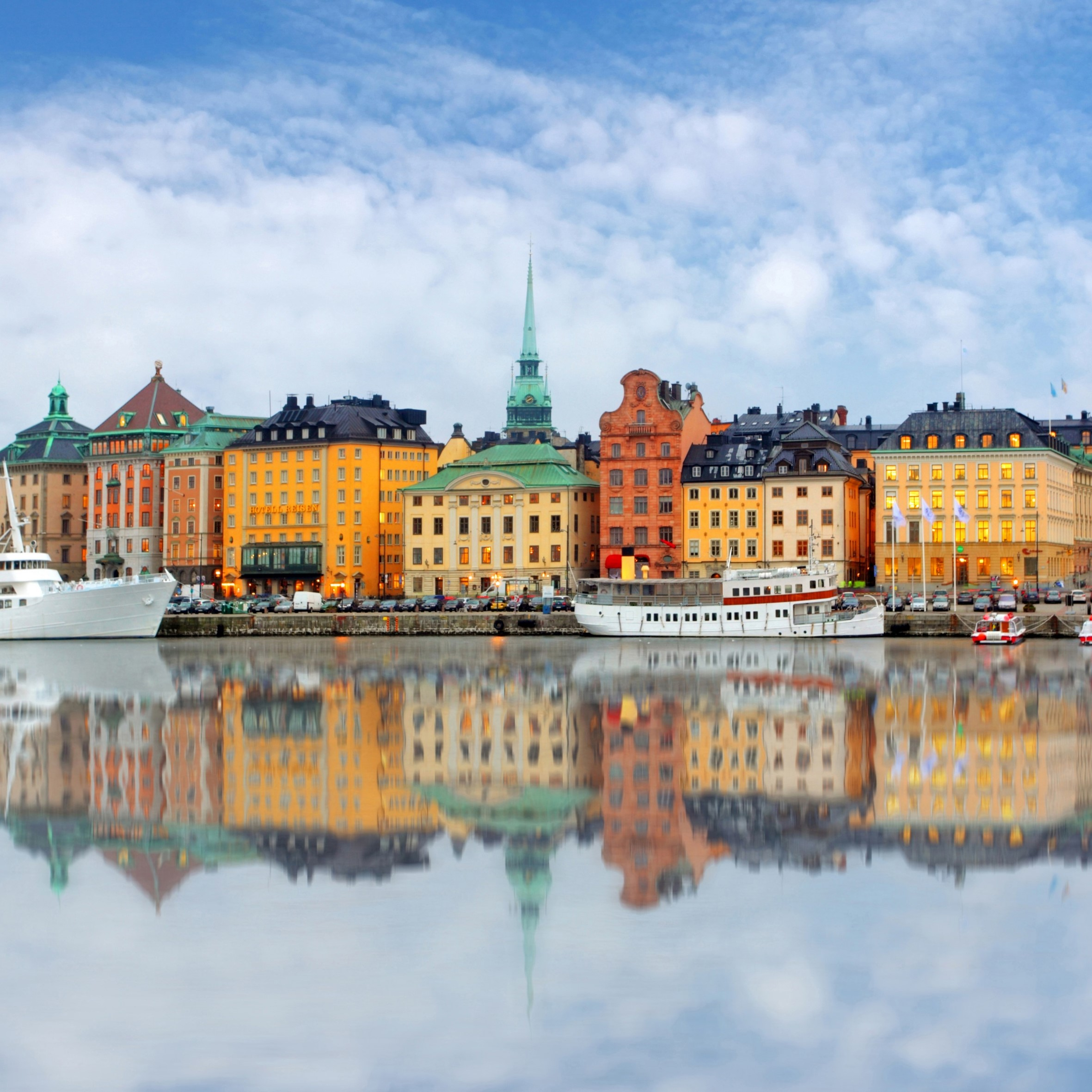 sweden 1 - What does sustainability mean throughout the world?
