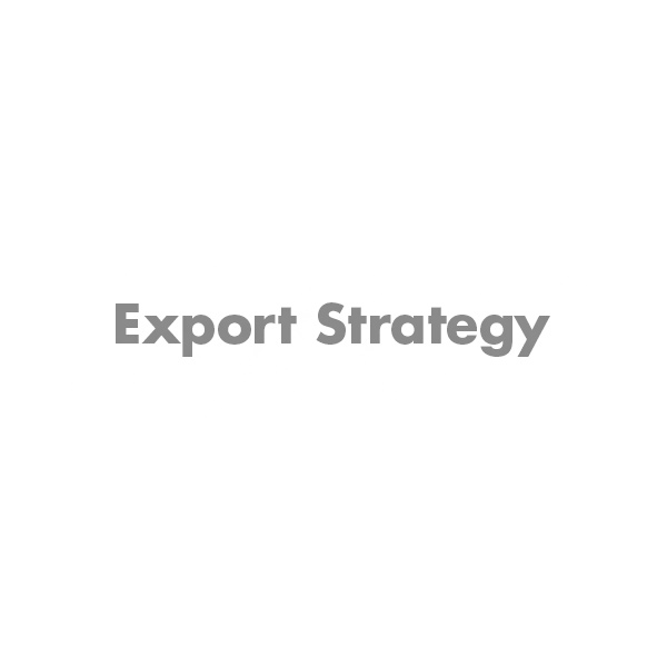 Export strategy - Consultancy