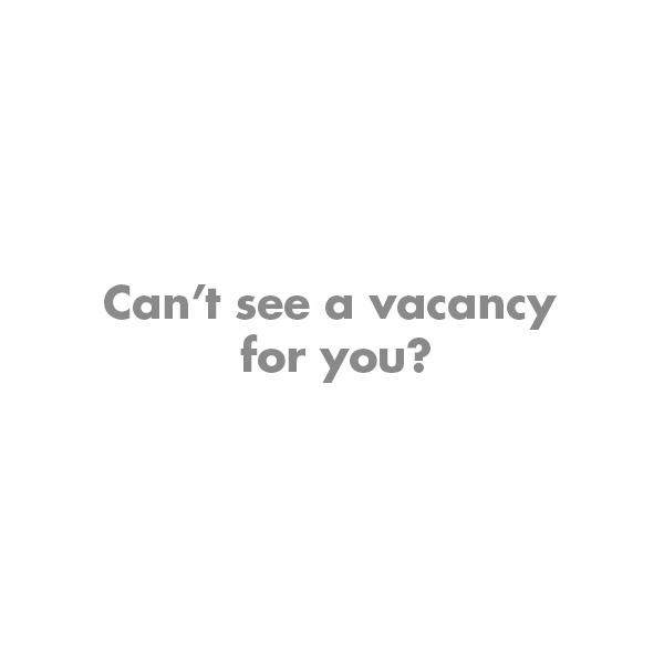 vacancy - Careers