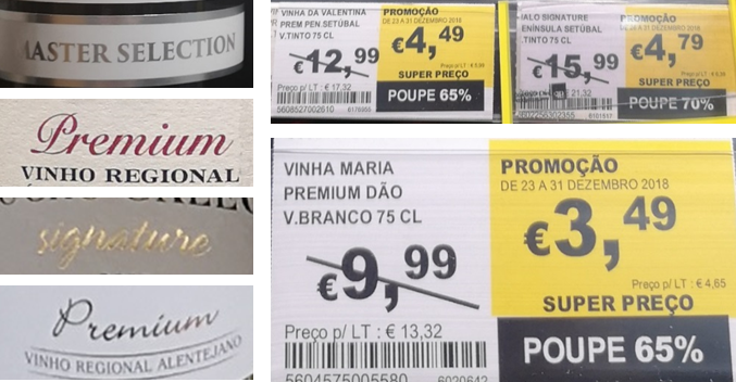 "Portugal discount - Portugal's penchant for a premium ""bargain"""