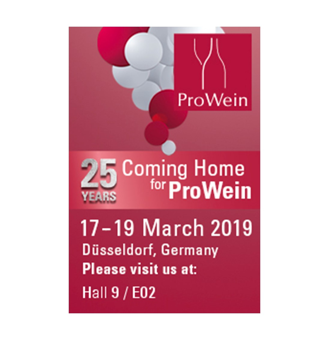 Prowein - Events