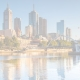 Australian city landscape