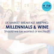 Millennials and wine