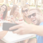 millennials 180x180 - Belgian wine drinkers are consuming less but engaging more