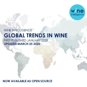 Global Trends in Wine CORONAVIRUS UPDATE 1 180x180 - Kostenloser Download: Report TRENDS IN DER WEINWIRTSCHAFT 2020 mit Corona-Ergänzungen
