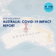 Aus COVID cover 1 180x180 - Press release: New Wine Intelligence COVID-19 Impact Report reveals Australian wine consumption is holding up but spend per bottle is down with many wine drinkers being cautious about going out once lockdown is over