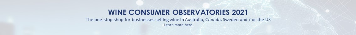Wine Consumer Observatories section for newsletter - Home