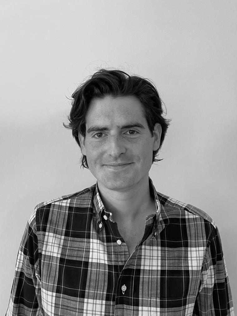 Sebastian Jones - Meet the Team