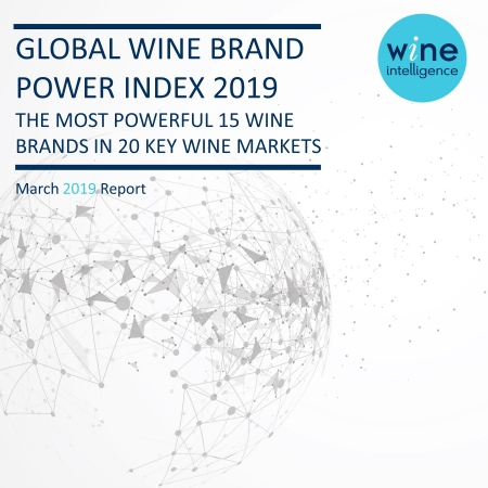 Global Wine Brand Power Index 2019 450x450 - Press release: Yellow Tail and Casillero del Diablo remain the two most powerful wine brands in the Wine Intelligence second annual Global Wine Brand Power Index, while brand power in the wine category as a whole suffers from 'cognitive off-loading'