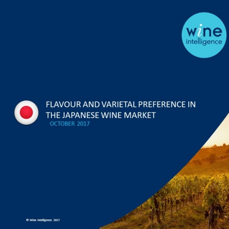 Japan Varietals 450x450 - Flavour and Varietal Preference in the Japanese Wine Market 2017