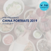 China Portraits report cover of food and wine