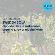Sweden SOLA 180x180 - Sweden SOLA: Opportunities in sustainable, organic & lower alcohol wine 2019