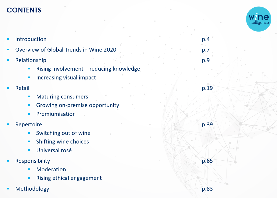 TOC Global Trends - Global Trends in Wine 2020
