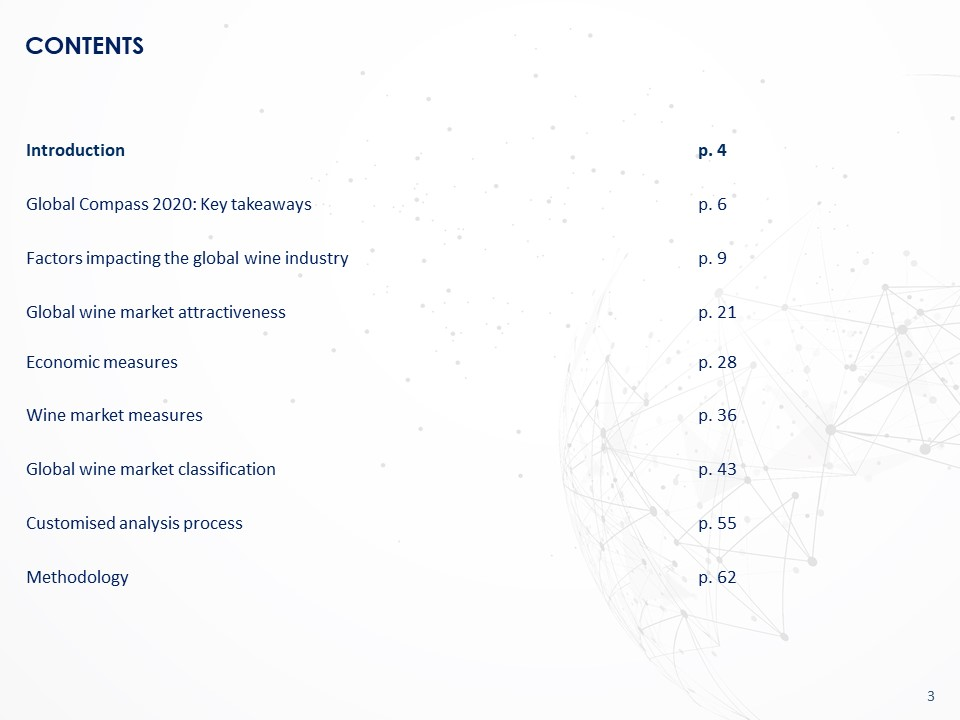 Wine Intelligence Global Compass 2020 TOC - Global Compass 2020