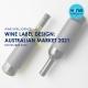 Australia Label Design 2021 80x80 - US Wine Landscapes 2021