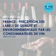 France Label Perceptions 2021 180x180 - France : perception des labels de qualité et environnementaux par les consommateurs de vin 2021