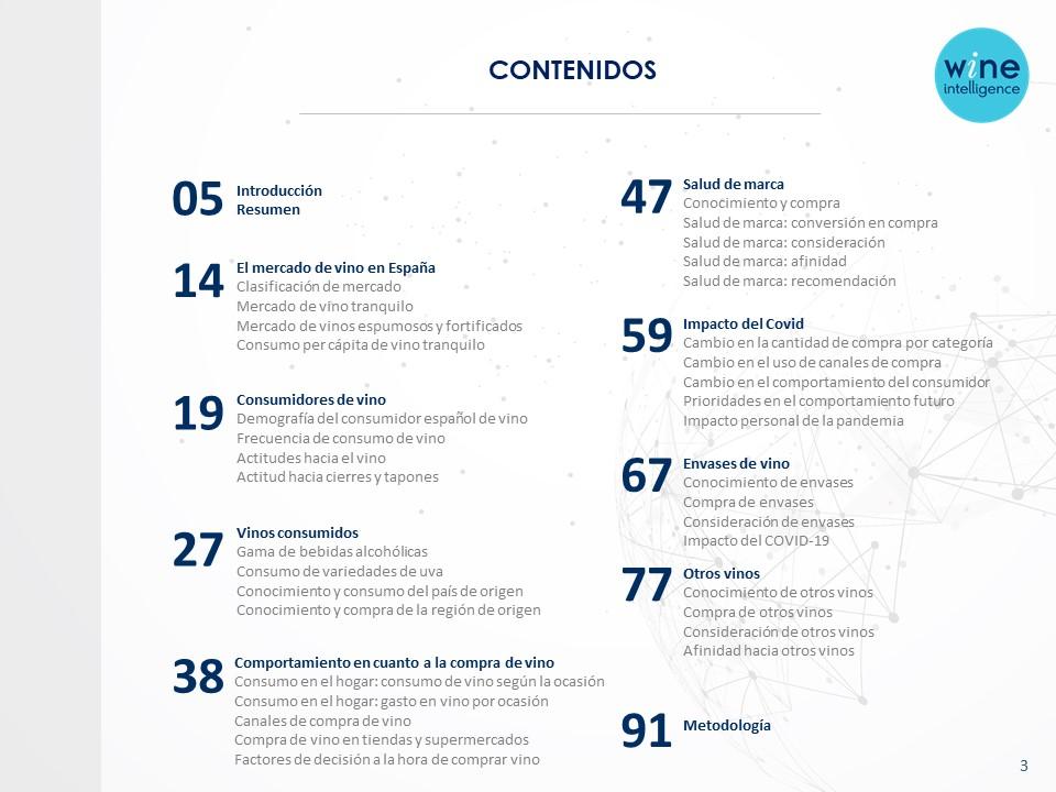 Wine Intelligence Mercado Espanol de vino 2021 final TOC - Informe Sobre el Mercado Español del Vino
