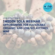 Sweden SOLA webinar 2021 180x180 - Sweden SOLA Webinar: Opportunities for Sustainable, Organic and Low / No Alcohol Wine