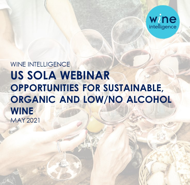 thumbnail sola - Sweden SOLA: Opportunities in sustainable, organic & lower alcohol wine 2019